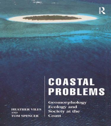 Coastal Problems: Geomorphology, Ecology and Society at the Coast, 1st Edition (Paperback) book cover