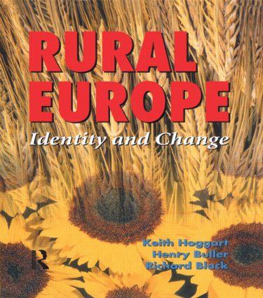 Rural Europe (Paperback) book cover
