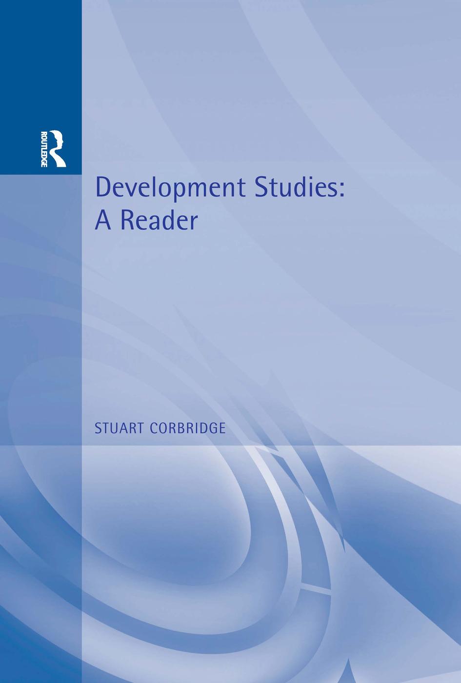 Development Studies: A Reader