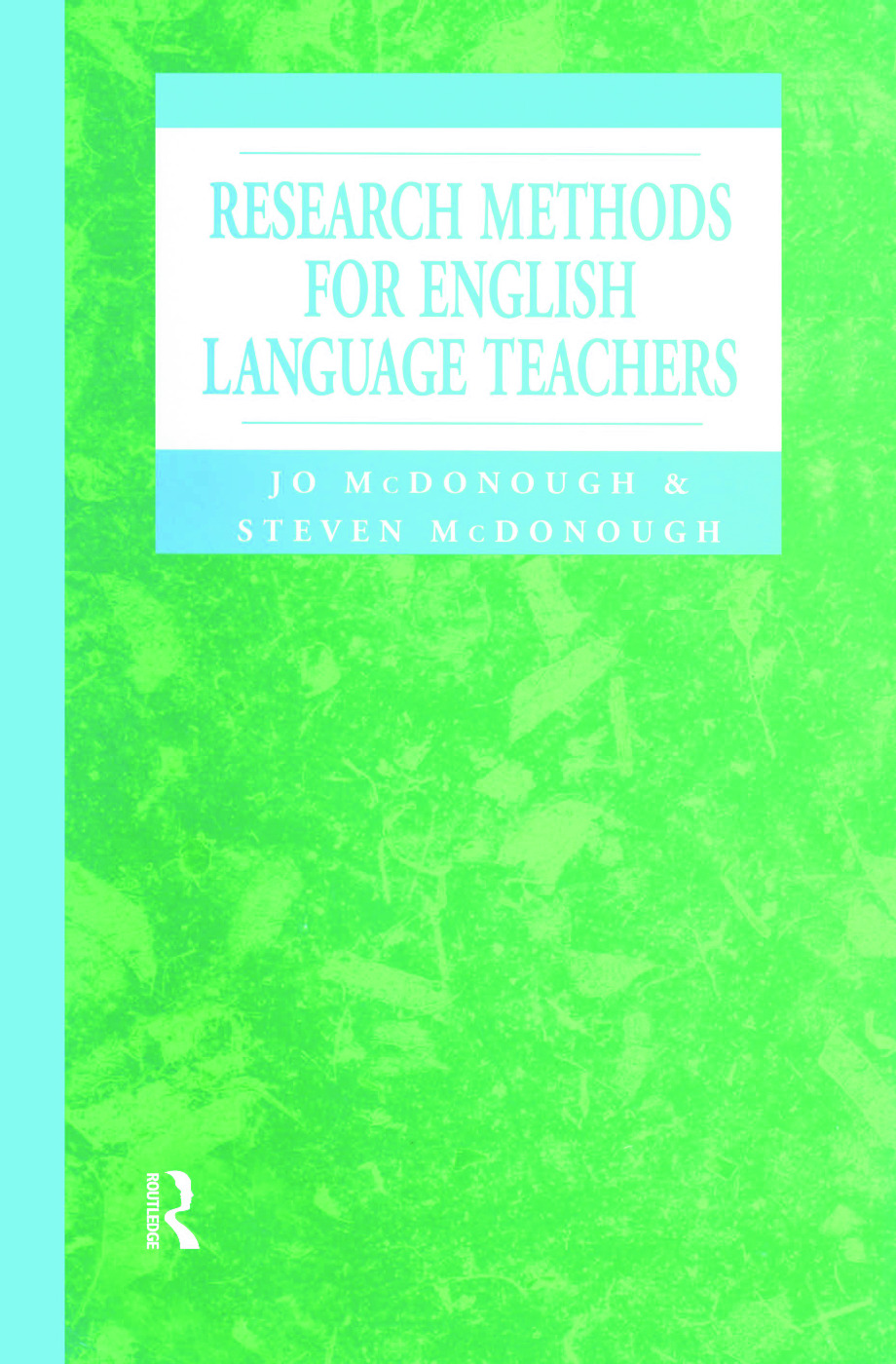 Research Methods for English Language Teachers (Paperback) book cover