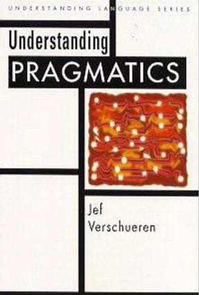 Understanding Pragmatics book cover