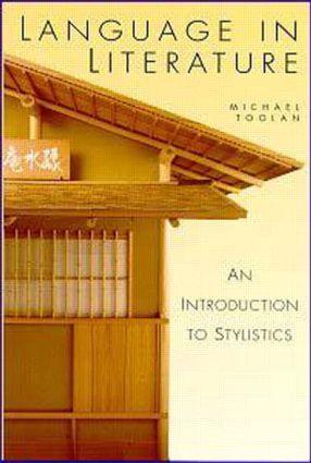 Language in Literature (Paperback) book cover