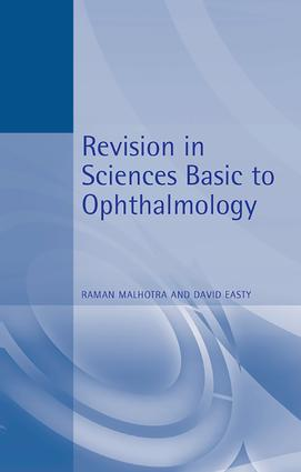 Revision in Sciences Basic to Ophthalmology: 1st Edition (Paperback) book cover
