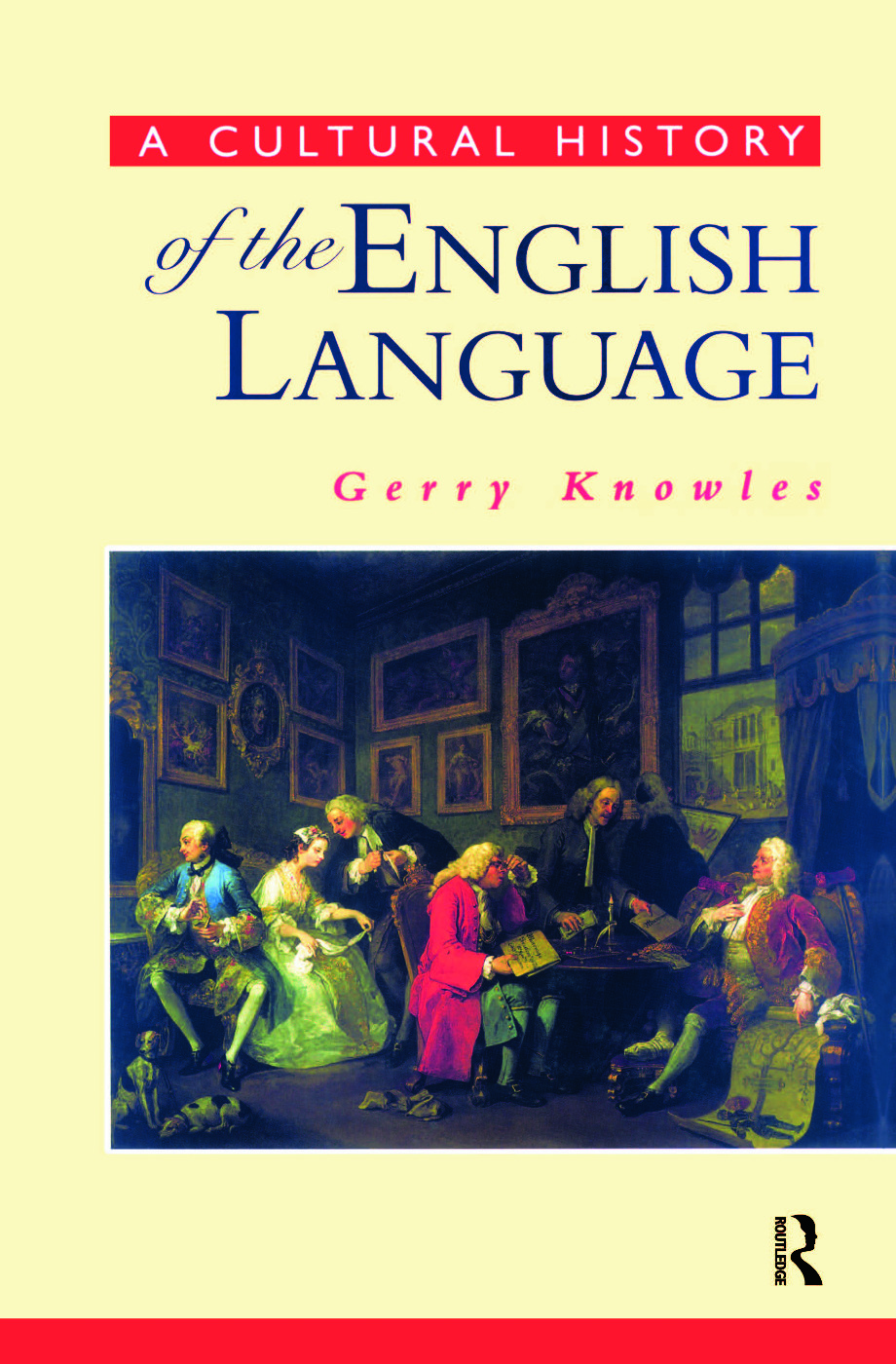 A Cultural History of the English Language book cover