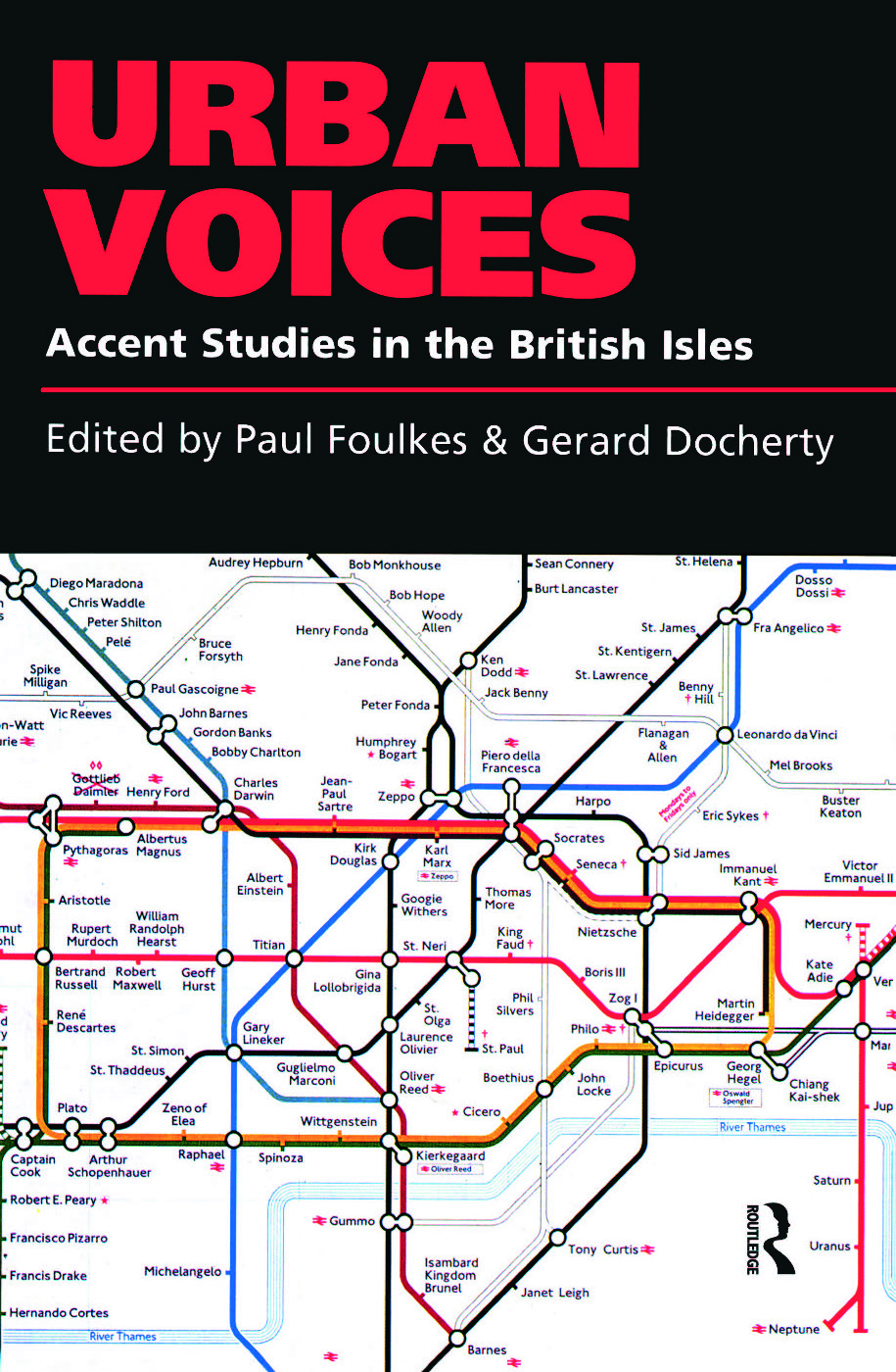 Urban Voices: Accent Studies in the British Isles, 1st Edition (Paperback) book cover