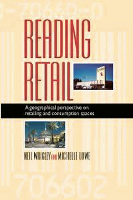 Reconfiguration of corporate structures in retailing