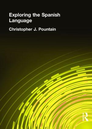 Exploring the Spanish Language (Paperback) book cover