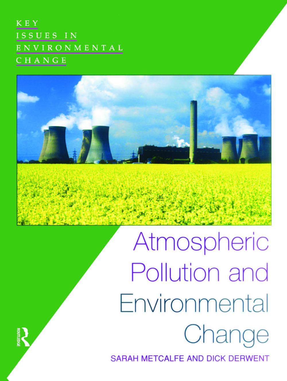 Atmospheric Pollution and Environmental Change book cover