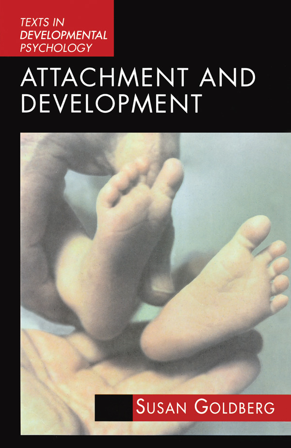 Attachment and Development (Paperback) book cover