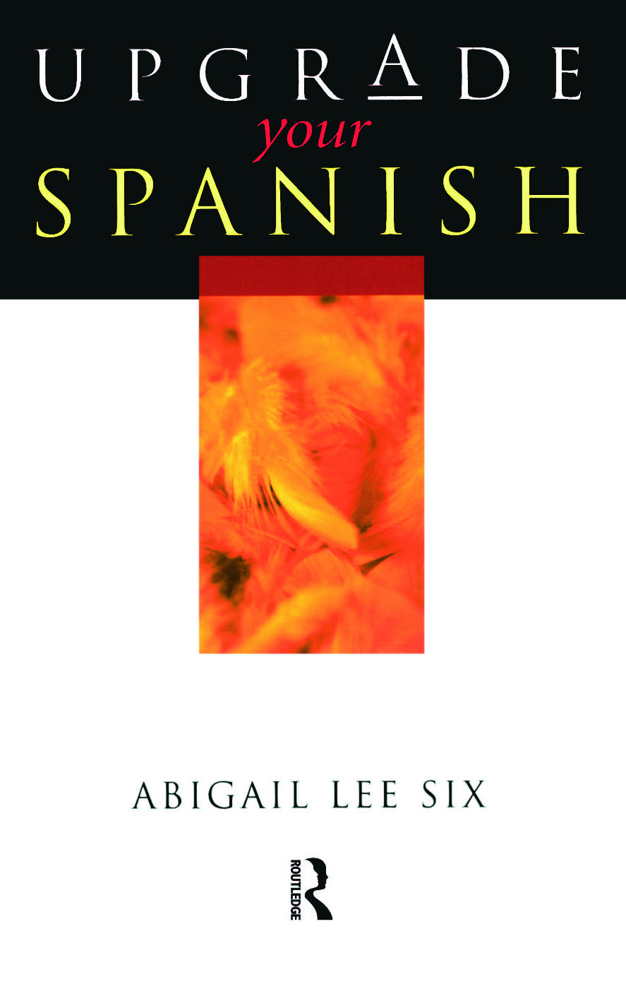 Upgrade Your Spanish (Paperback) book cover