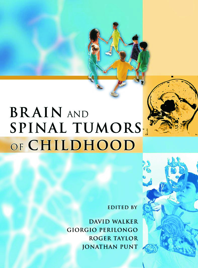 Brain and Spinal Tumors of Childhood (Pack - Book and Ebook) book cover