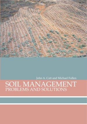 Soil Management: Problems and Solutions (Paperback) book cover