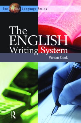 The English Writing System (Paperback) book cover