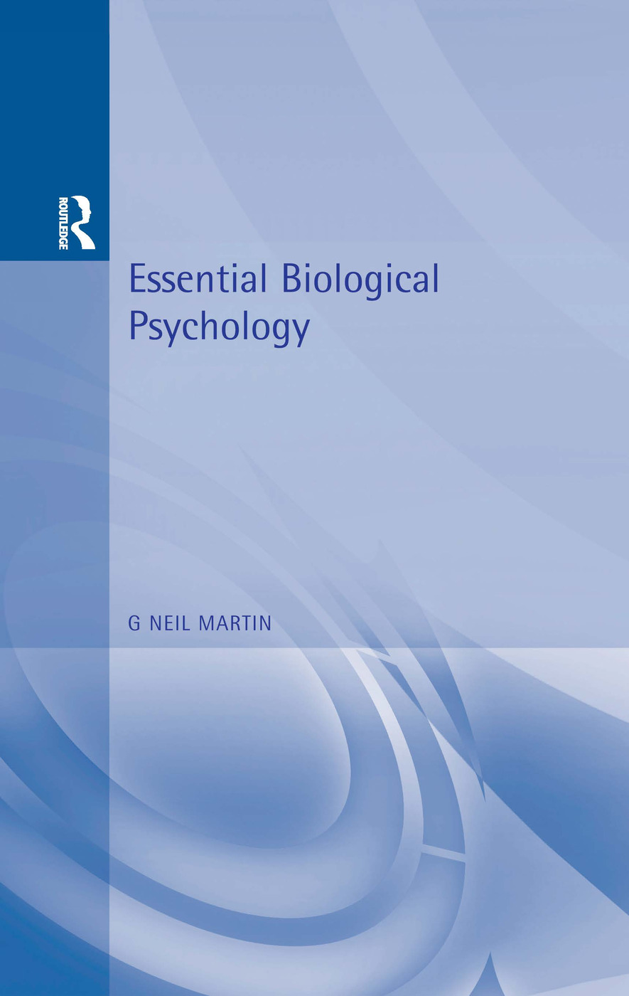 Essential Biological Psychology book cover