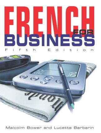 French for Business: Students Book, 5th Edition book cover