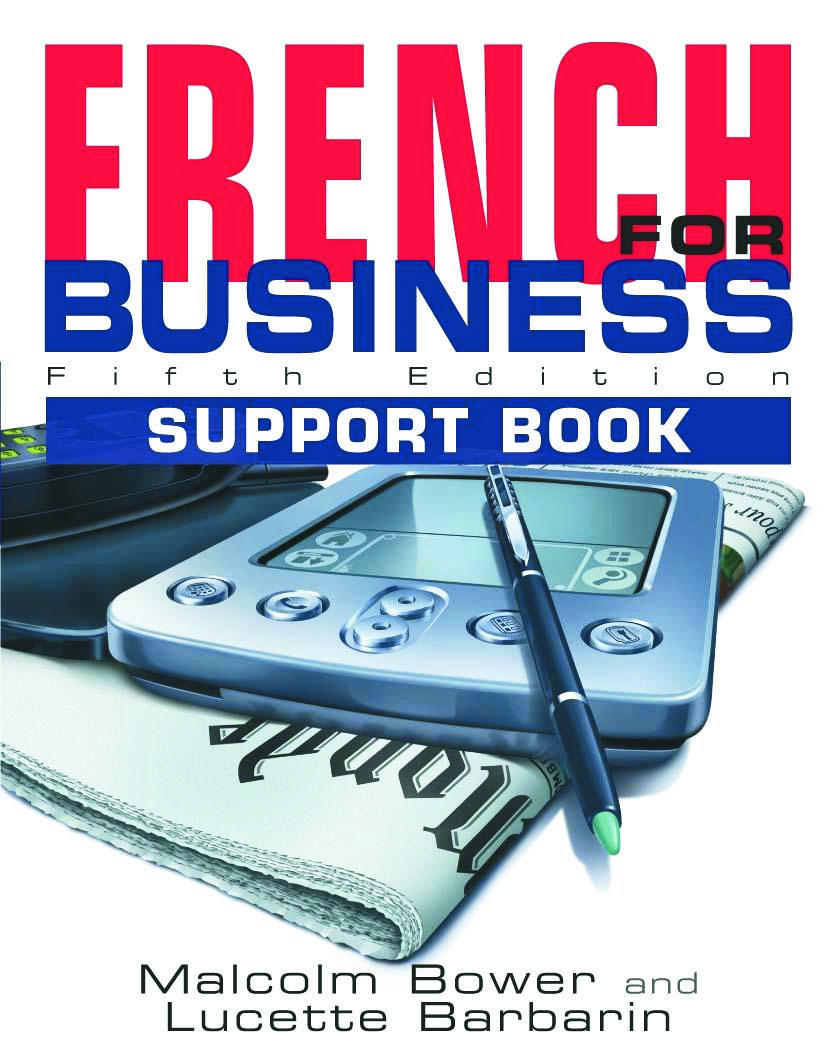 French for Business: Students Book, 5th Edition, 5th Edition (Paperback) book cover