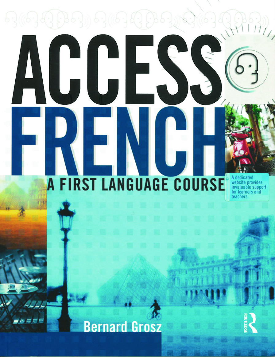 Access French: Student Book (Paperback) book cover