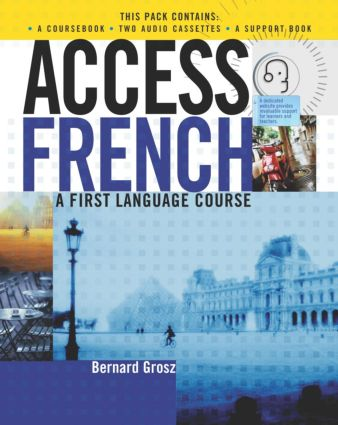 Access French: Student Book book cover