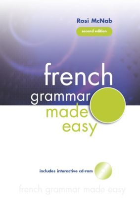 French Grammar Made Easy (Paperback) book cover
