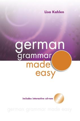 German Grammar Made Easy (Pack - Book and CD) book cover