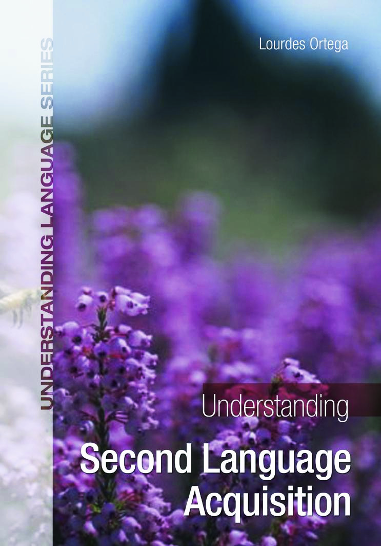 Understanding Second Language Acquisition book cover