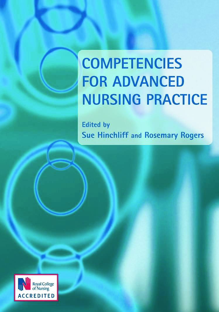 Competencies for Advanced Nursing Practice: 1st Edition (Paperback) book cover