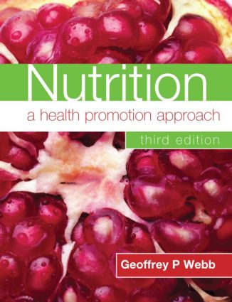 Nutrition: A Health Promotion Approach