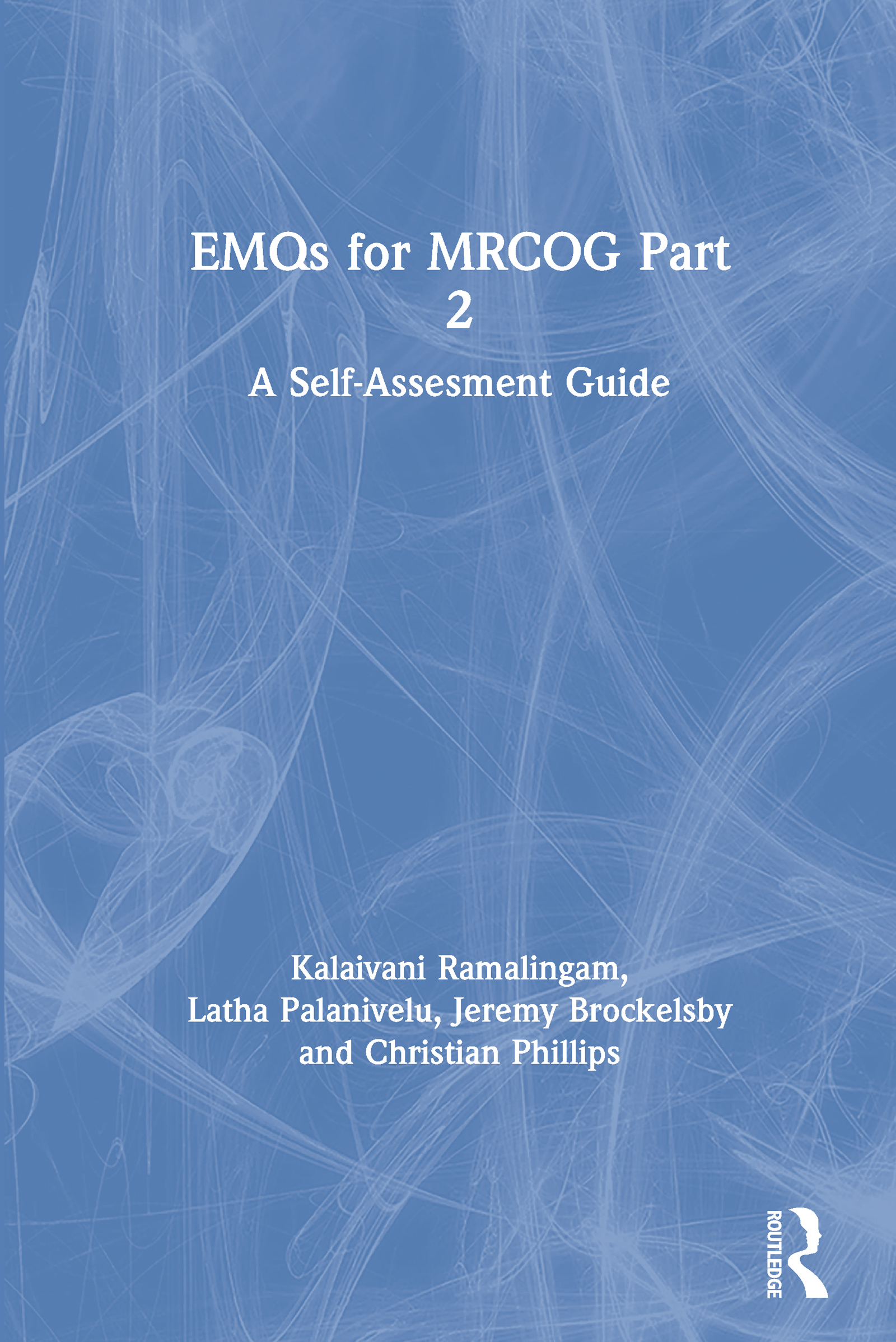 EMQs for MRCOG Part 2: A Self-Assesment Guide (Paperback) book cover