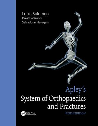 Apley's System of Orthopaedics and Fractures, Ninth Edition book cover