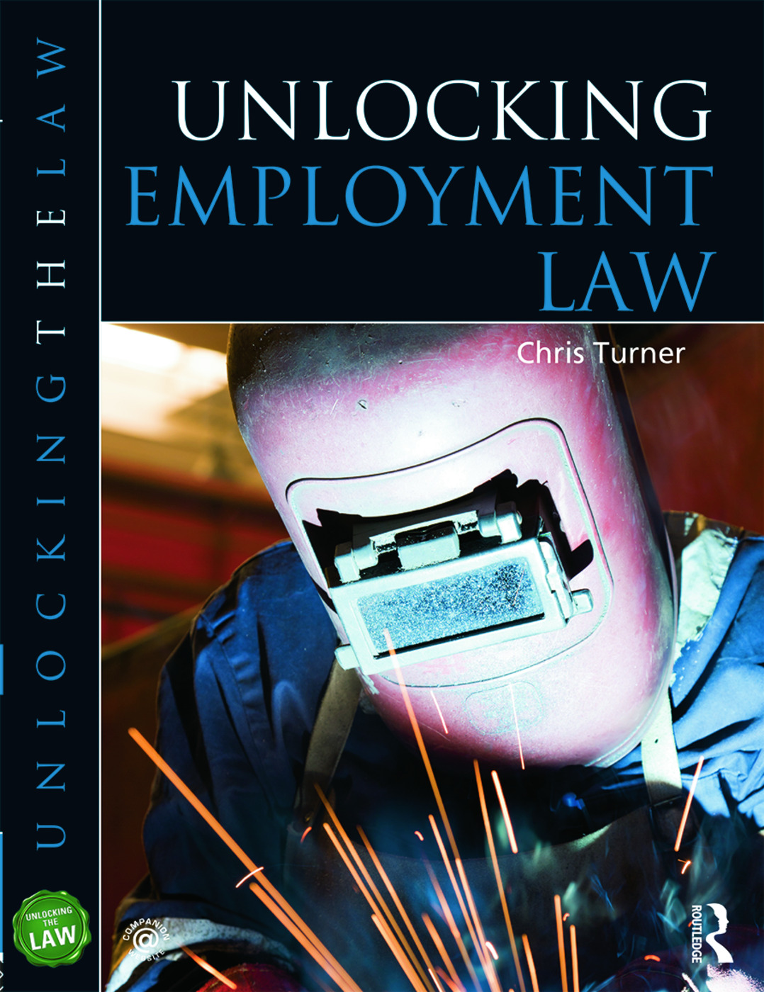 Unlocking Employment Law (Paperback) book cover