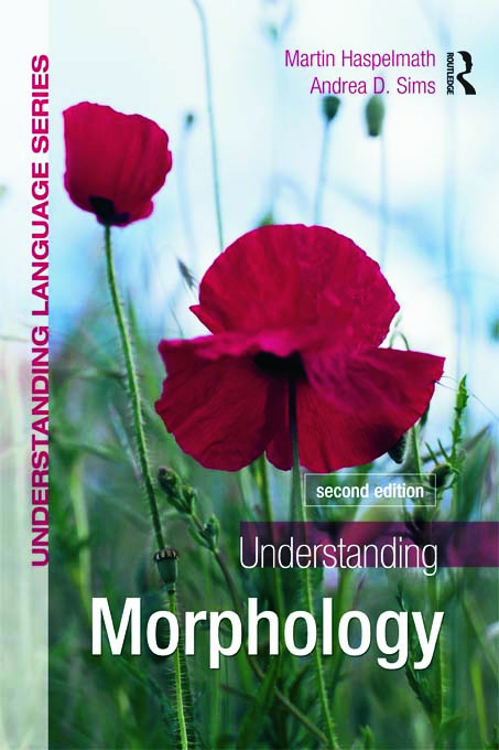Understanding Morphology book cover