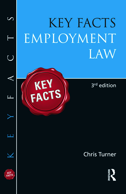 Key Facts: Employment Law book cover