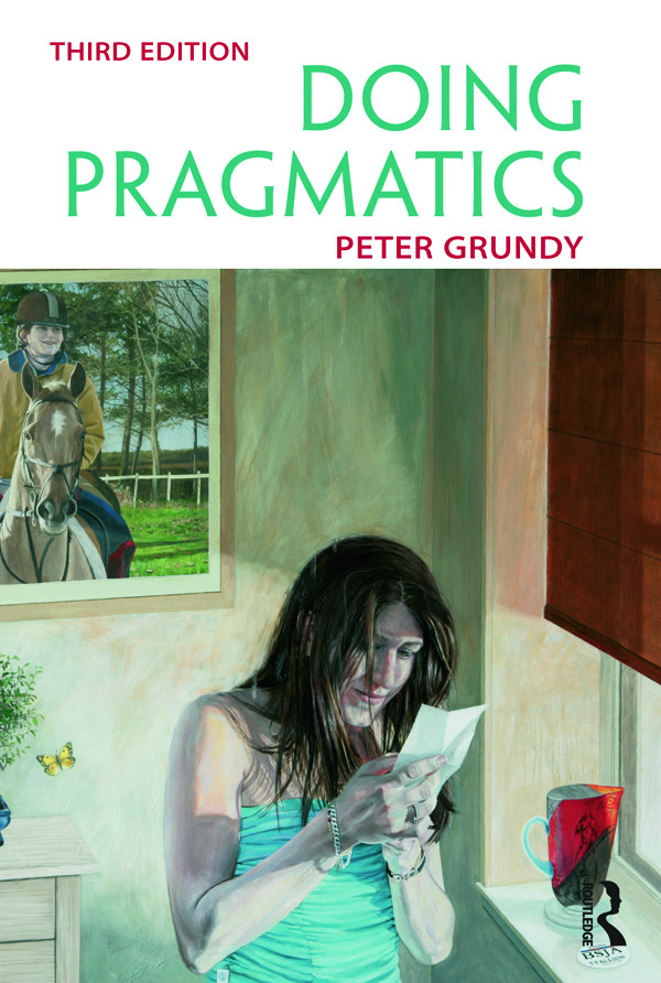 Doing Pragmatics: 3rd Edition (Paperback) book cover