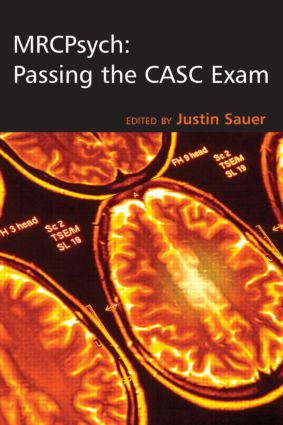 MRCPsych: Passing the CASC Exam: 1st Edition (Paperback) book cover