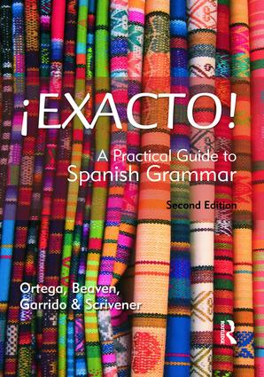 ¡Exacto! Second Edition book cover
