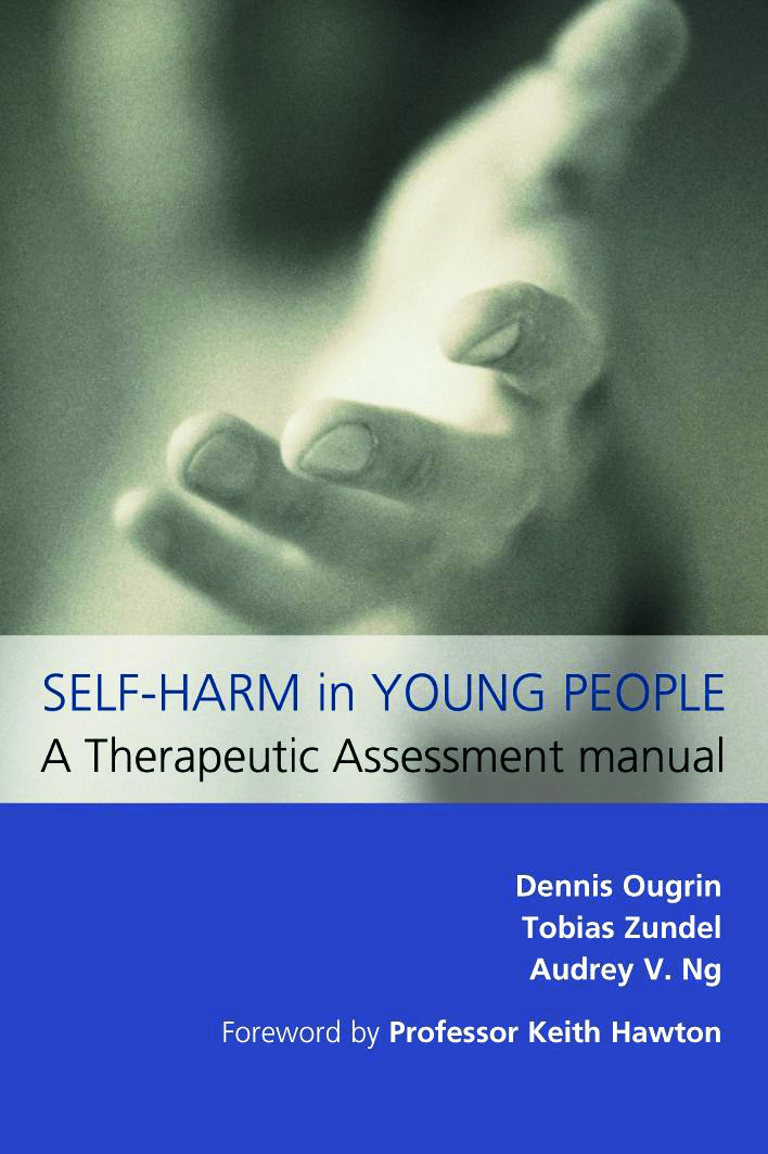 Self-Harm in Young People: A Therapeutic Assessment Manual: 1st Edition (Paperback) book cover