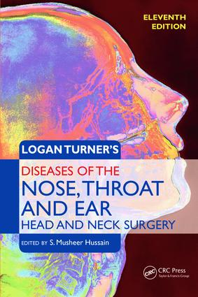 Logan Turner's Diseases of the Nose, Throat and Ear: Head and Neck Surgery, 11th Edition book cover