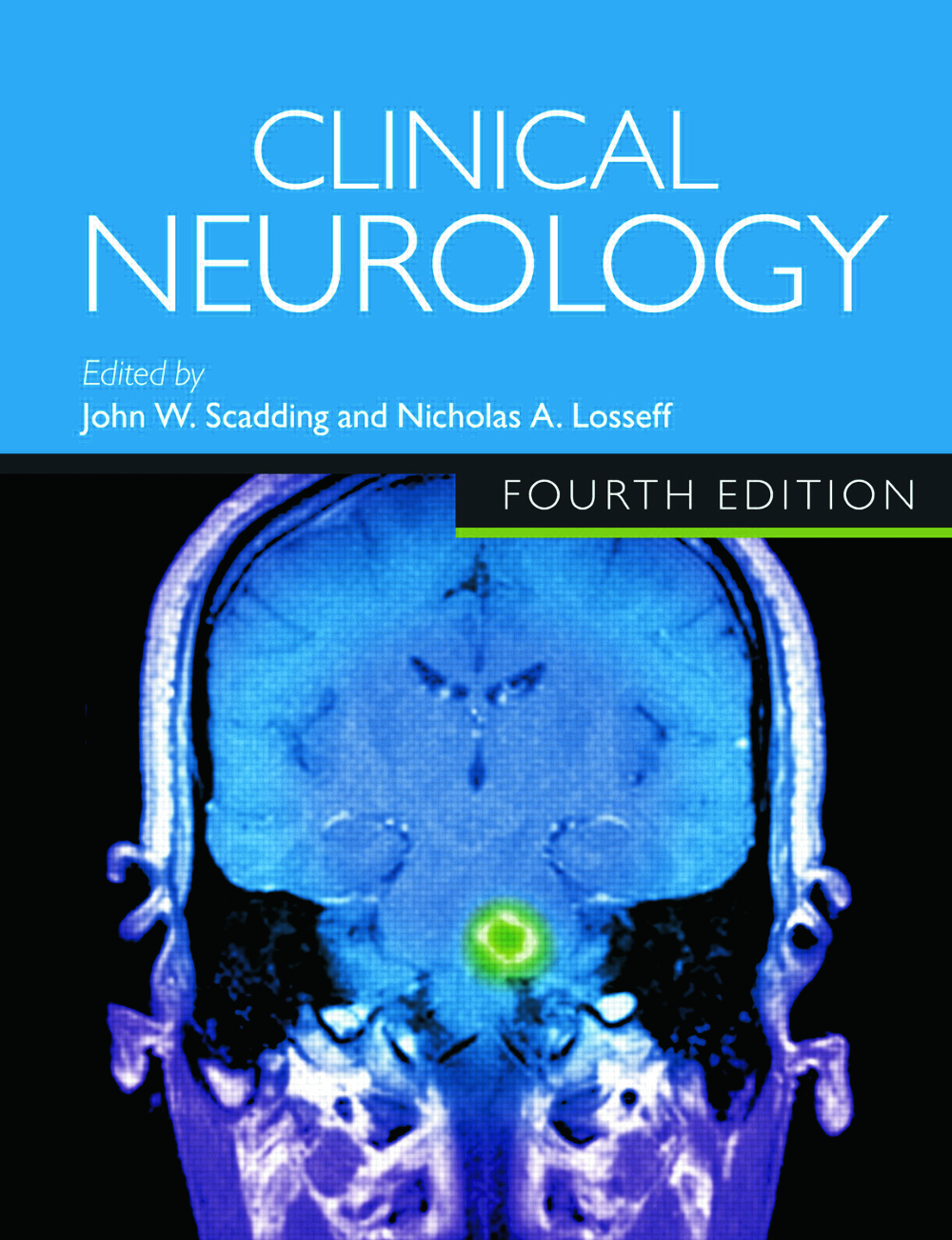 Clinical Neurology, 4th Edition: 4th Edition (Paperback) book cover