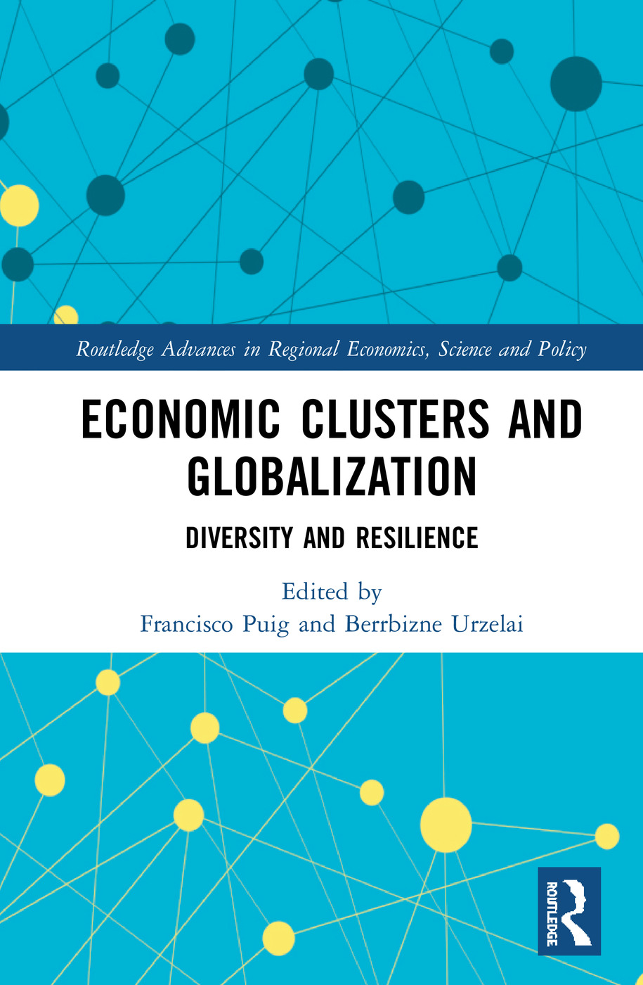 Economic Clusters and Globalization: Diversity and Resilience, 1st Edition (Hardback) book cover