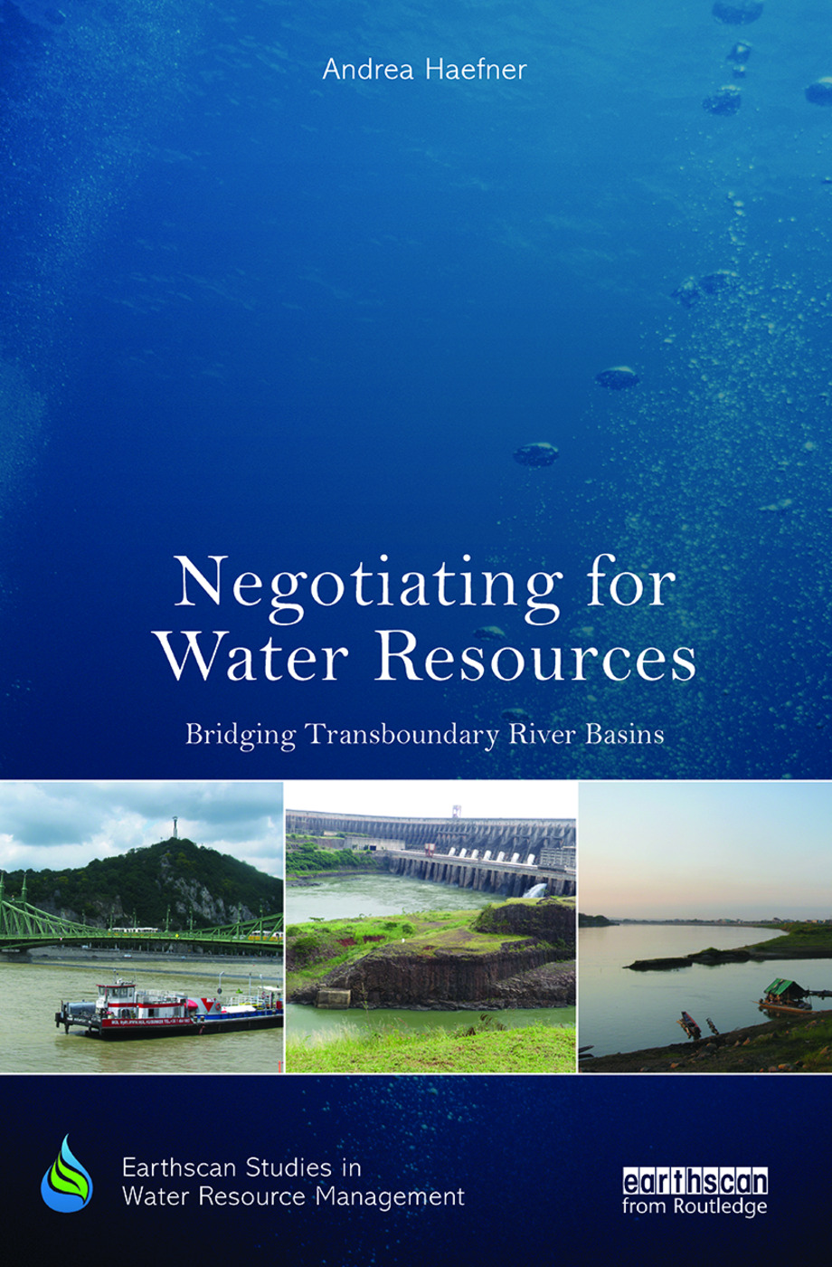 Negotiating for Water Resources: Bridging Transboundary River Basins book cover