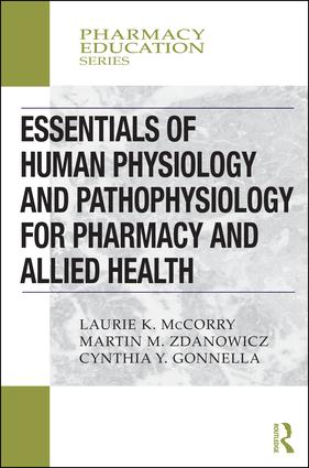 Essentials of Human Physiology and Pathophysiology for Pharmacy and Allied Health: 1st Edition (Paperback) book cover
