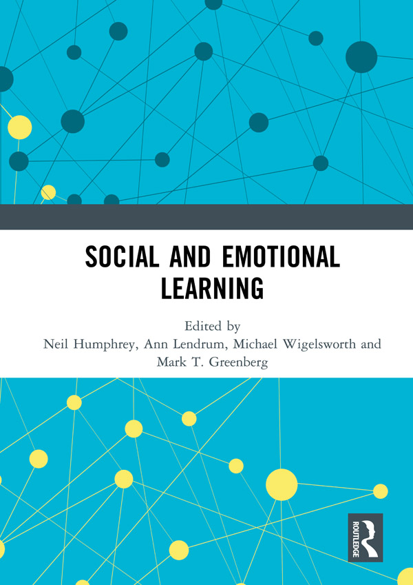 Social and Emotional Learning: 1st Edition (Hardback) book cover