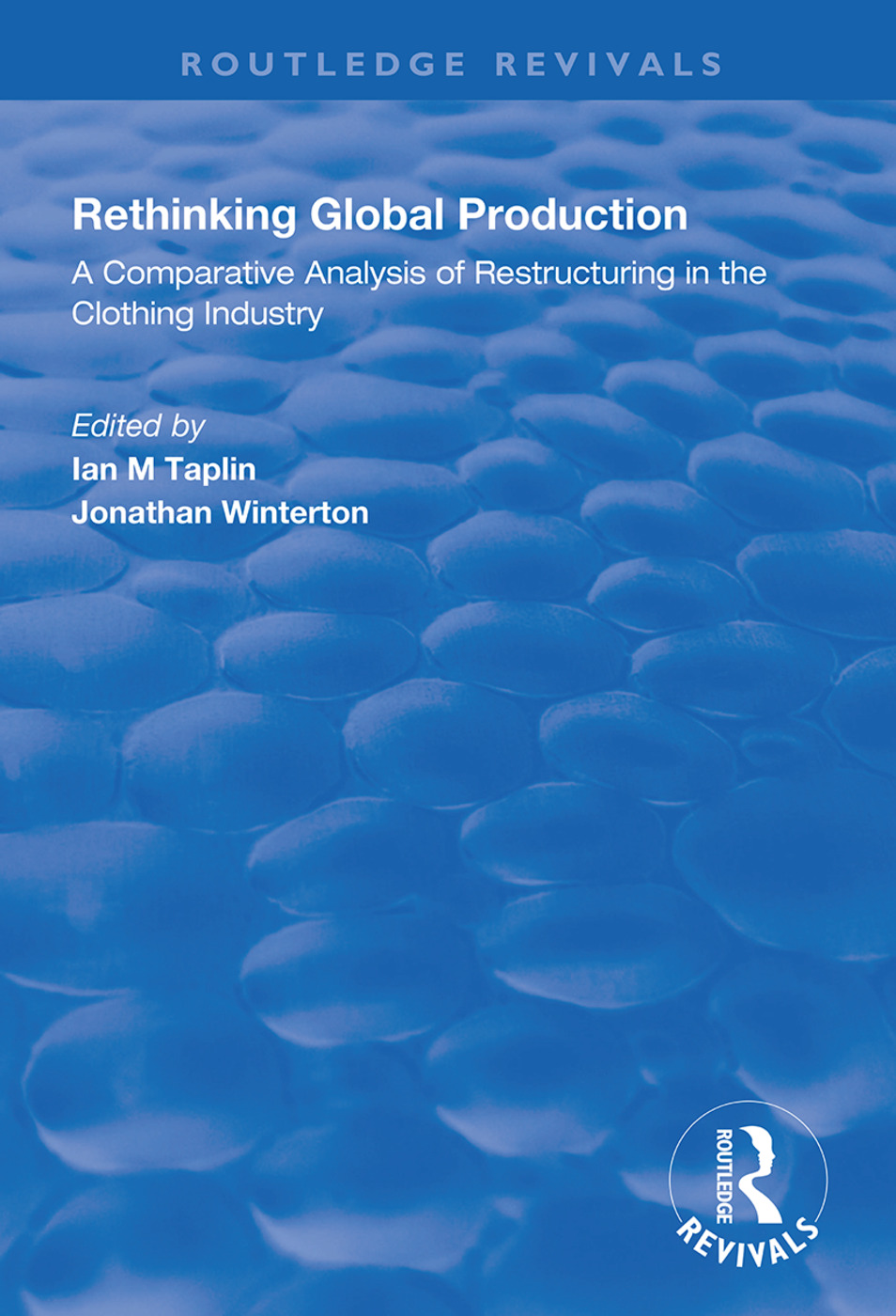 Rethinking Global Production book cover
