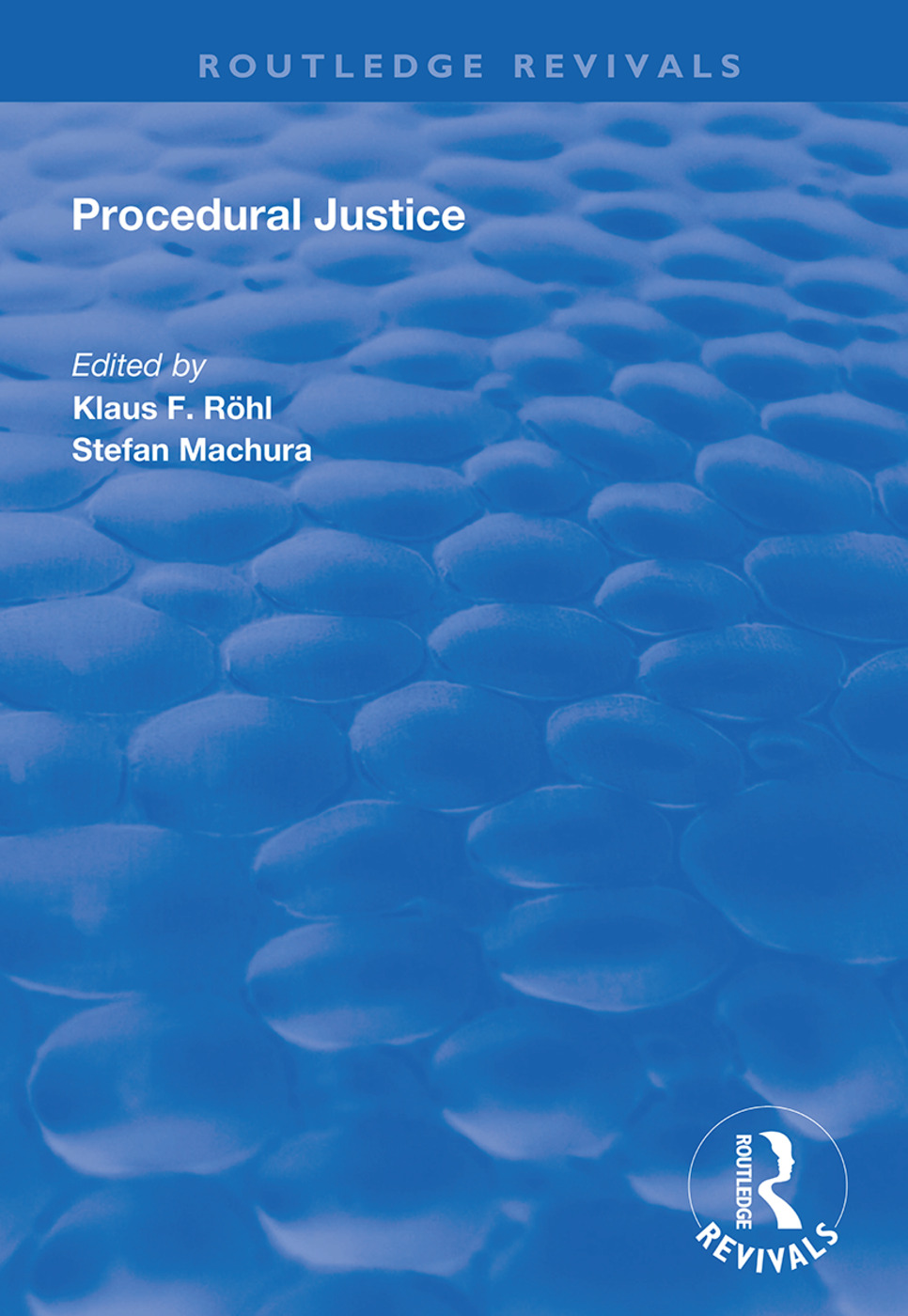 Procedural Justice: 1st Edition (Hardback) book cover
