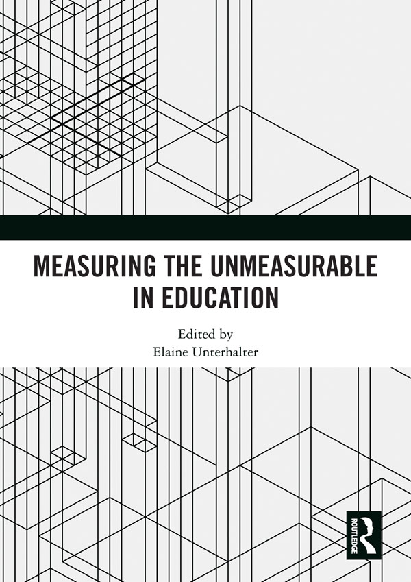 Measuring the Unmeasurable in Education: 1st Edition (Hardback) book cover
