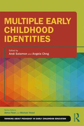 Multiple Early Childhood Identities: 1st Edition (Paperback) book cover