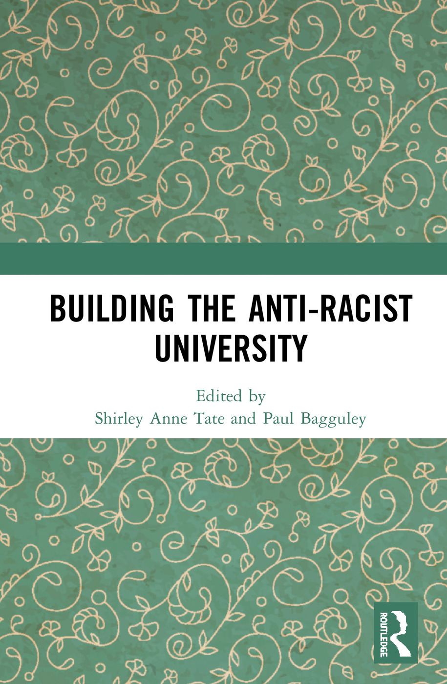 Building the Anti-Racist University book cover