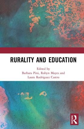 Rurality and Education: 1st Edition (Hardback) book cover