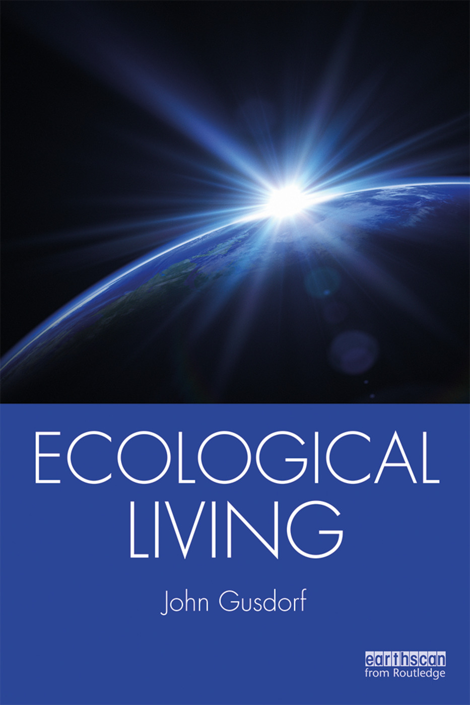 Ecological Living book cover