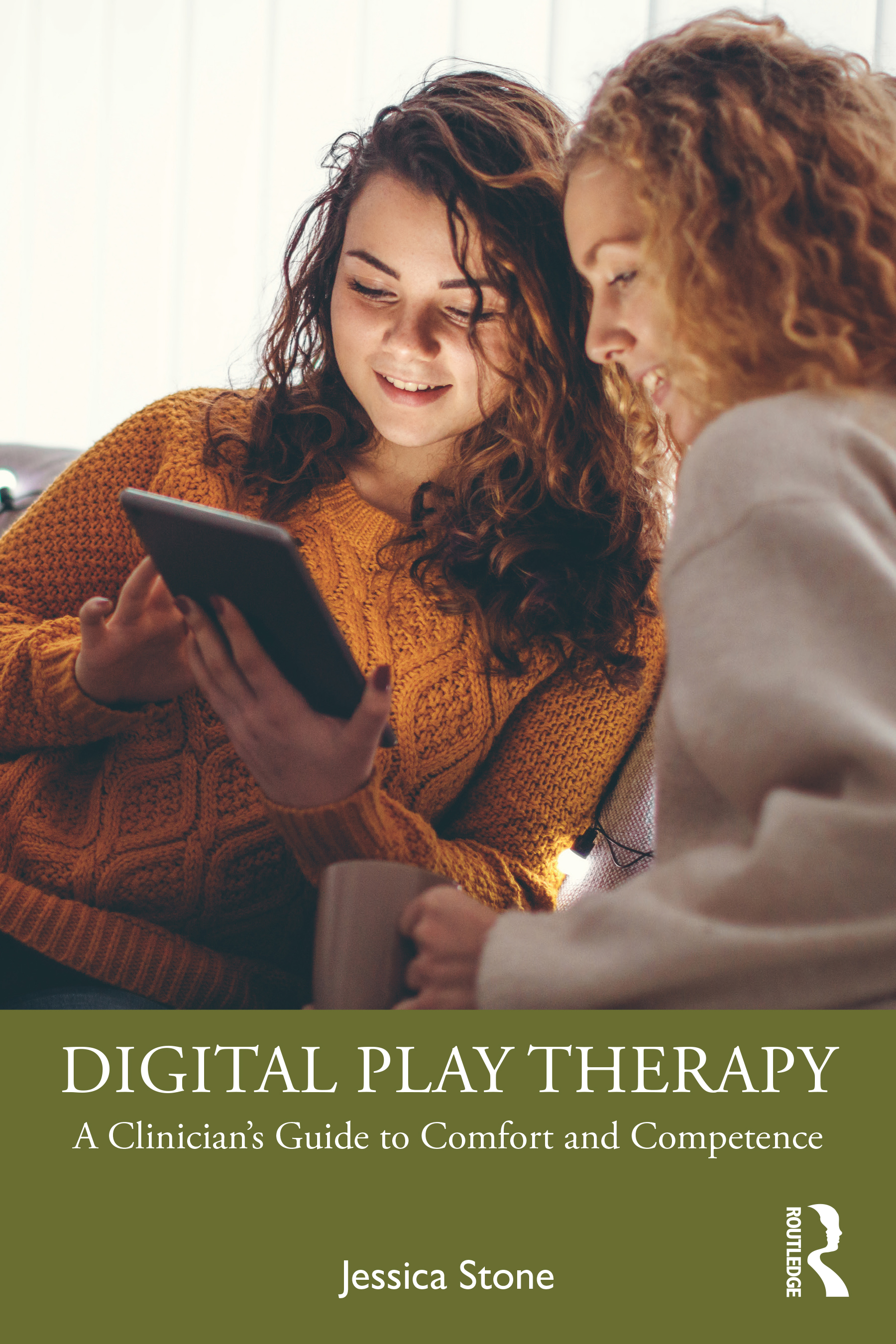 Digital Play Therapy: A Clinician's Guide to Comfort and Competence, 1st Edition (Paperback) book cover